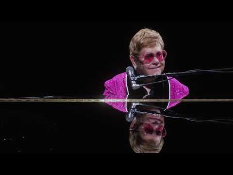 Elton John And Taron Egerton Perform