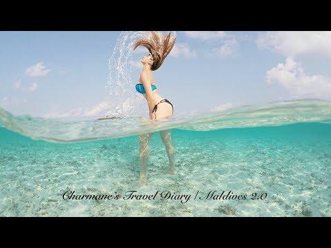 Charmane's Travel Diary Vlog / Maldives 2.0
