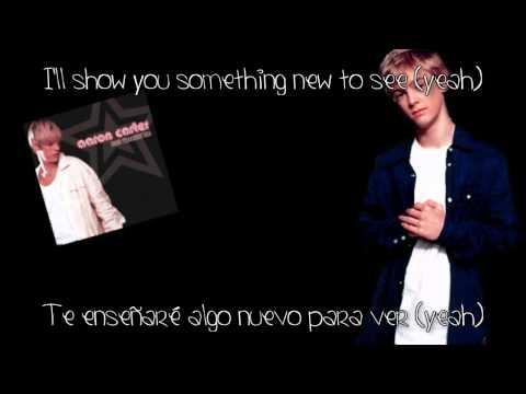 One Better - Aaron Carter (Lyrics English/Spanish) + Download Link!