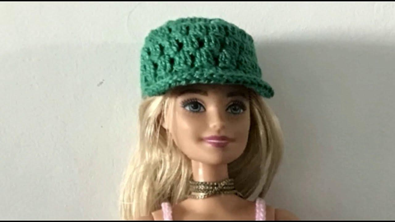Novo Crochê Para Barbie Com Pecunia MillioM Em Breve!