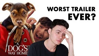 A Dog's Way Home - Trailer Trash