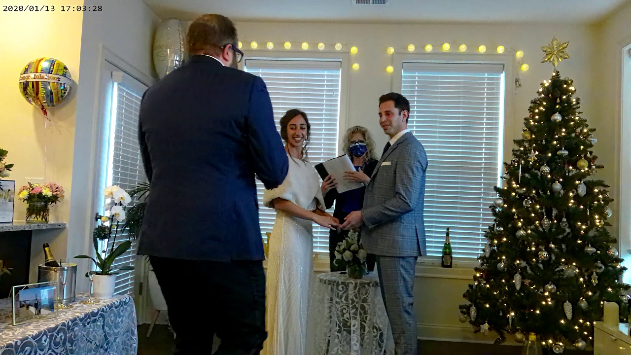 Wedding 12-20-20 Lara & Nick