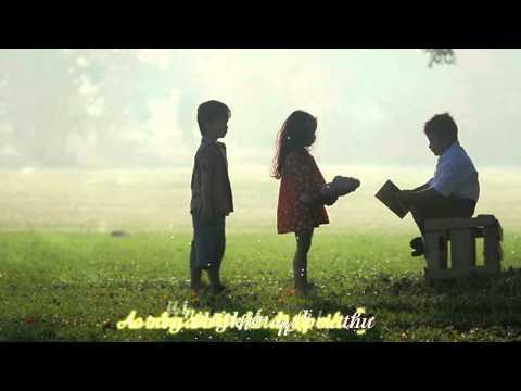 Cho Tôi Một Vé Đi Tuổi Thơ - Lynk Lee [ Aegisub Effect \ Kara, Lyric HD 1080p ]