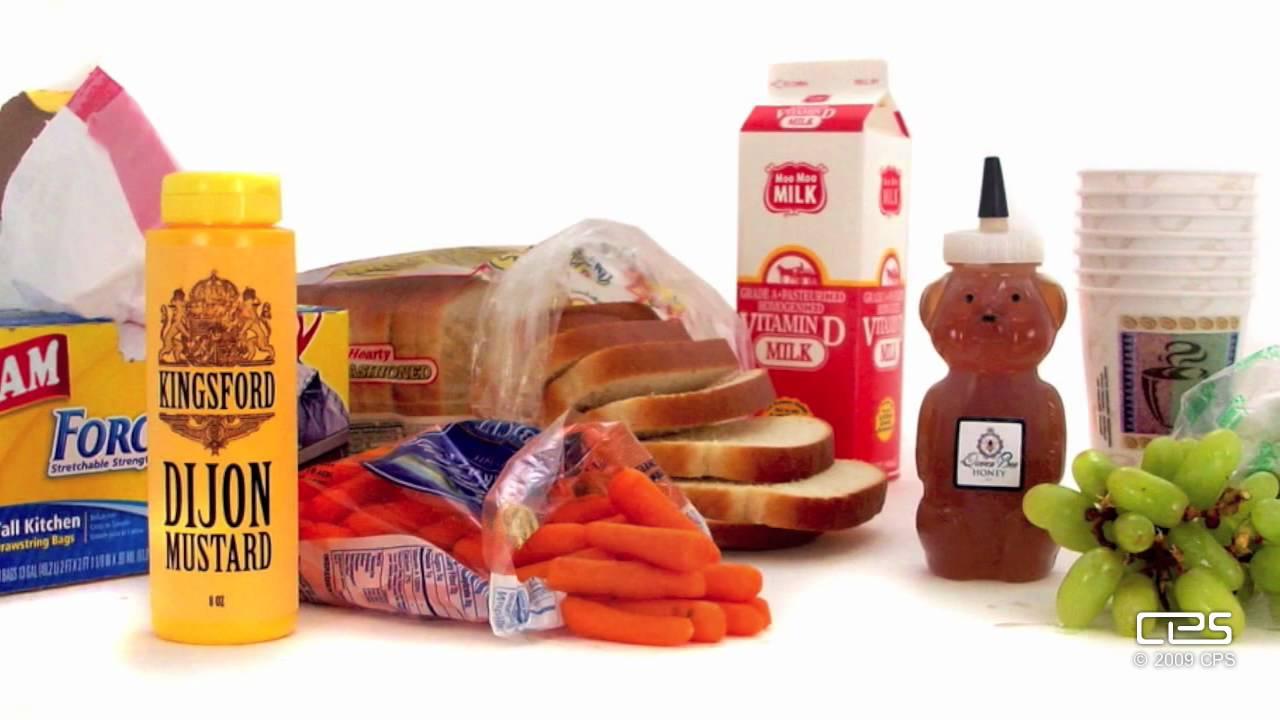 Low Density Food Examples