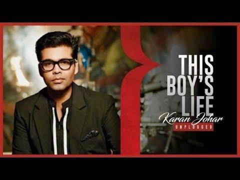 This Boy's Life - Karan Johar @Algebra