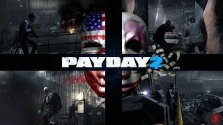 PayDay 2 #1 | КАК БЫСТРО ЗАРАБОТАТЬ МНОГО ДЕНЕГ И ОПЫТА!