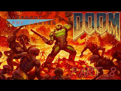 DOOM (2016): Part 8 - Basement Game Center