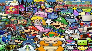 (Wii) Super Paper Mario - Intro & Chapter 1 - Playthrough (1/12)