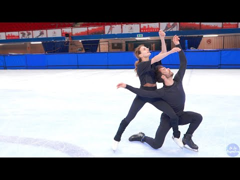 "Gabriella PAPADAKIS/Guillaume CIZERON: ""Find Me"" 2019-20 Free Dance, filmed by Jordan Cowan"