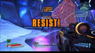 Borderlands Pre Sequel. The Holodome with Jack