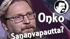 Onko Suomessa Sananvapautta? - Timo Hännikäinen    Dosentti