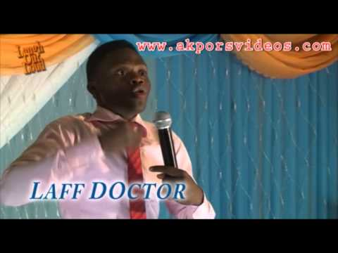 Laugh Doctor in Laugh Out Loud  Comedy Series 15