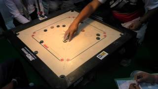 Part 3 - Carrom Men's Single Final ICF Cup Delhi 2015