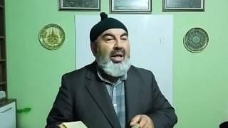 Maksud Kitabından Dersler (7) - Ali Ihsan TÜRCAN