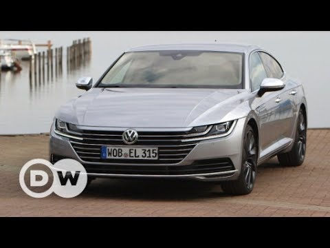 New Volkswagen Arteon | DW English