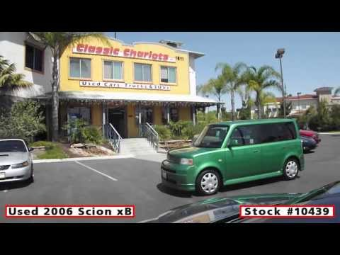 Used 2006 Scion xB For Sale in San Diego at Classic Chariots - 10439