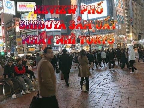 Nhịp Sống Nhật Bản:Đi dạo khu phố shibuya tụ điểm tập trung của giới trẻ Nhật Bản