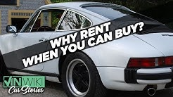 Why rent a car when you can buy one instead?