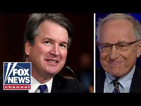 Dershowitz rips Booker's Kavanaugh comments: 'That's what they said about people accused of being Communists'