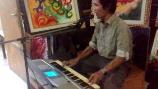 Cipta Lagu Rohani: Pengharapan (Roma 5 3). Self composed song.