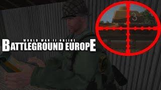Tank Hunter  [Infantry VS Tanks]  -  World War II Online: Battleground Europe Gameplay