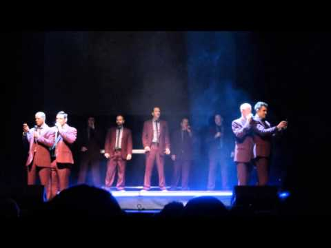Straight No Chaser - Text Me Merry Christmas - Red Bank NJ 11-28-14