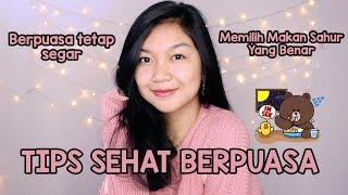 TIPS SEHAT BERPUASA #1    Desty Yufenti