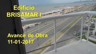Edificio BRISAMAR I - Avance de Obra 11-01- 2017