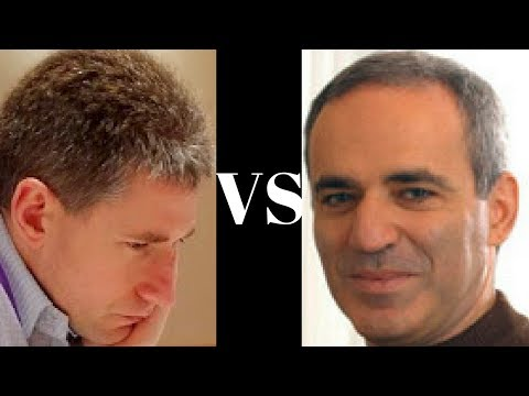 Amazing Chess Game : Michael Adams vs Garry Kasparov - Linares (2005) - Sicilian Defense (B90)
