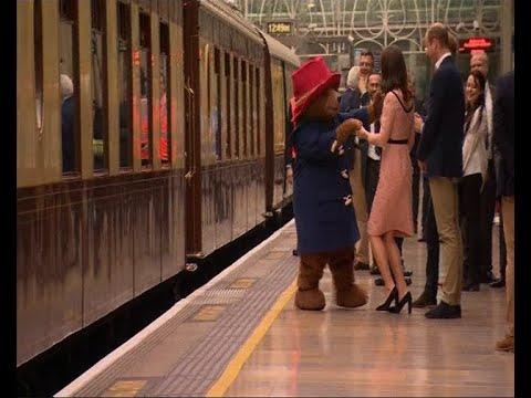 الأميرة كيت تسعد الأطفال بالرقص مع -الدب- بادنجتون  - نشر قبل 2 ساعة