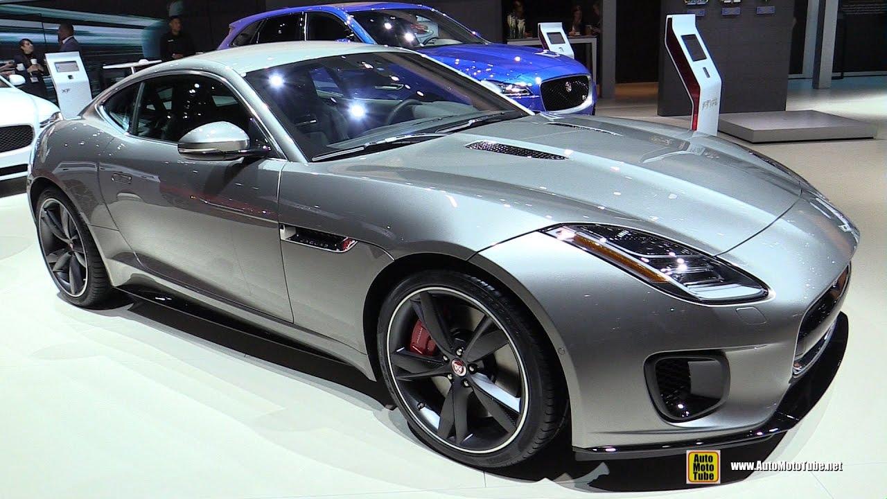 F Type Price >> 2018 Jaguar F-Type 2.0 I4 296hp - Exterior and Interior ...