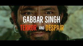Gabbar Singh : The Symbol of Terror and Despair   Sholay (1975)