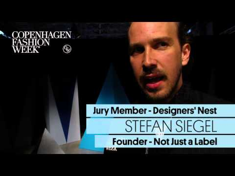 Stefan Siegel, Founder-Not Just A Label, Jury Member Designers Nest - Interview AW14