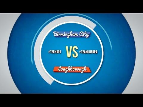 The Big Clash GameShow Birmingham City vs Loughborough [S5:E4]