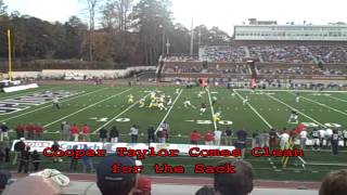 Richmond Spiders Football - Cooper Taylor