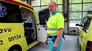 Binnen in een Ambulance?!?