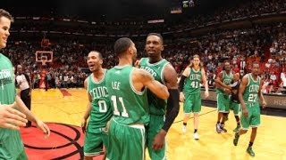 Taco Bell Buzzer Beater: Jeff Green vs The Miami Heat