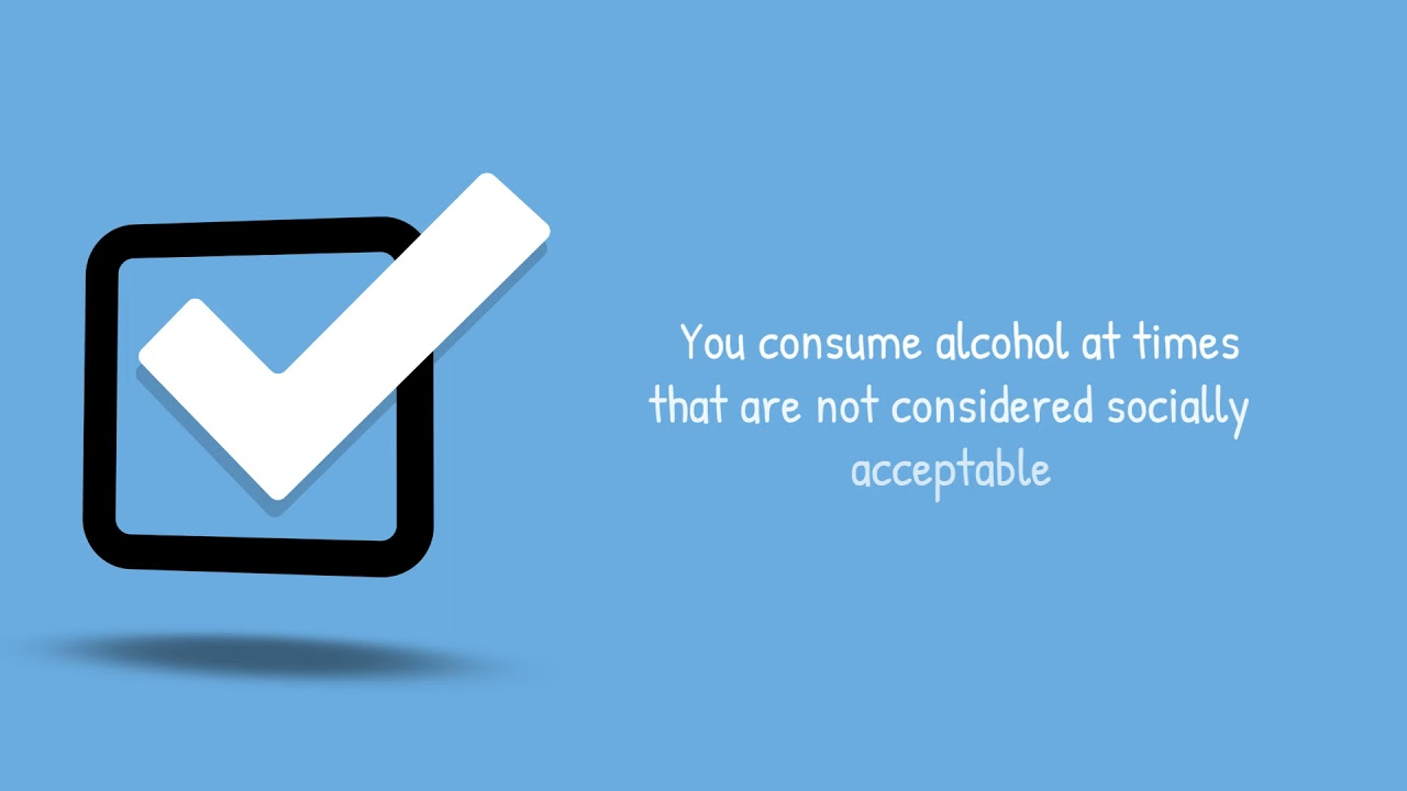 20 Warning Signs Of An Alcohol Drinking Problem | 1000 Island Addiction Rehab