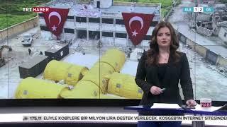 Cinderes Acil Müdahale hastanesi açıldı