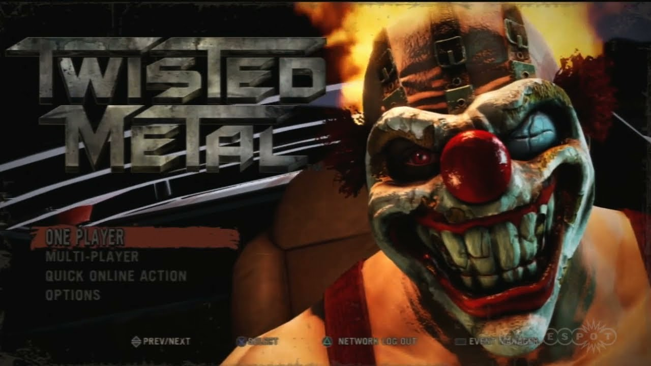 GameSpot Reviews - Twisted Metal (PS3)