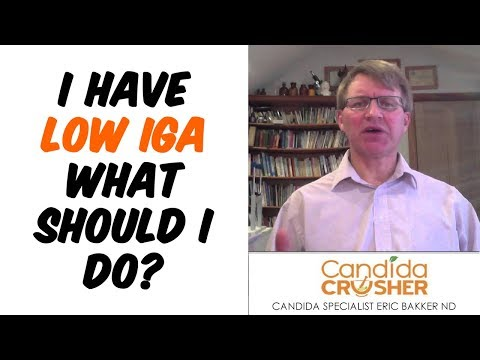 I Have Low IgA What Should I Do?