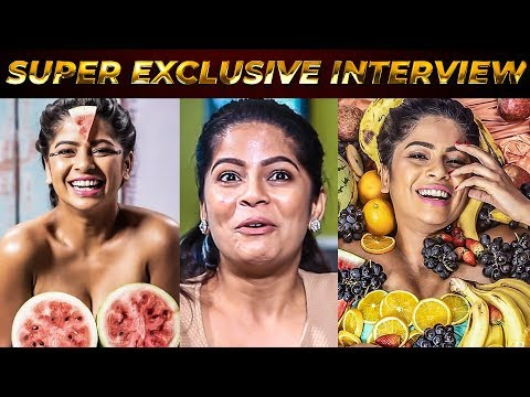 FOOD Photography Shooting - Soppana Sundari Bavithra Opens Up | Sun TV Anchor