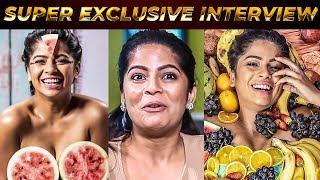 FOOD Photography Shooting - Soppana Sundari Bavithra Opens Up | Sun TV Anchor | NPA 51