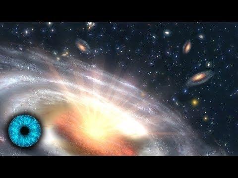 Wahnsinn: Fünfmal mehr supermassereiche Schwarze Löcher im Universum! - Clixoom Science & Fiction