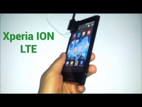 SONY LT28 XPERIA ION - Análisis en Español HD
