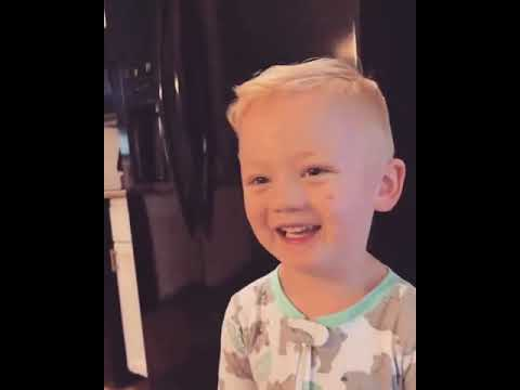Kevin Matthews - VIDEO...Watch This Child React To His Mom's Halloween Candy Prank!