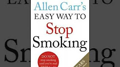 allen carrs easy way to stop smoking revised edition