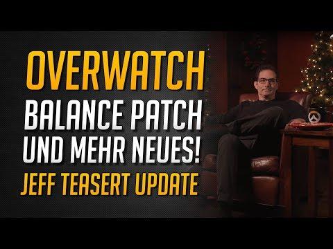 BALANCE PATCH nächste Woche und NEUE MAP? | Jeff teasert eine Überraschung ★ Overwatch Deutsch thumbnail