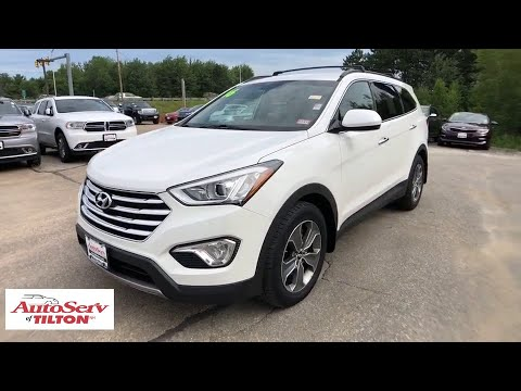 2016 Hyundai Santa Fe Tilton, Concord, Laconia, Manchester, Franklin, NH D4370