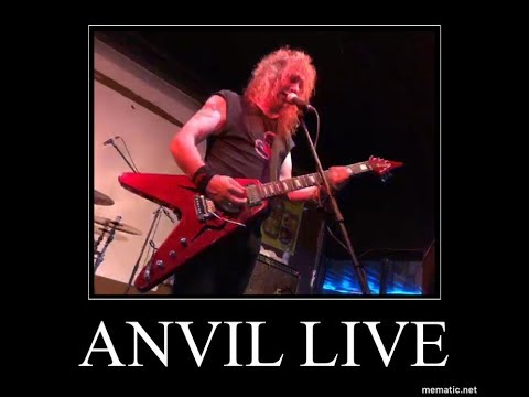 ANVIL - Live in Fort Worth Texas - 05/19/2018
